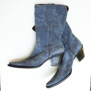 Franco Sarto Women's Leather Boots